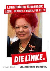 Unsere Kandidatin für den Wahlkreis Rottweil-Tuttlingen: Laura Halding Hoppenheit